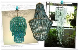 turquoise chandelier lighting. modren lighting the girly answer to good lighting for turquoise chandelier lighting