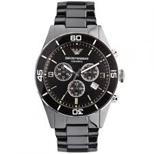 6 most popular ceramic armani watches for men the watch blog armani watches ar1421 mens black ceramica watch p26325