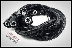 honda acura swap obd2 gsr b18c dohc vtec wire wiring sub harness Automotive Wiring Harness at Gsr Wiring Harness For Sale