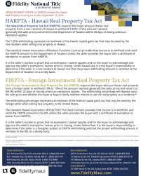 Hawaii Withholding Tax Increase Fidelitymaui Ra_maui