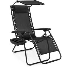 outdoor lounge chairs walmart. best choice products folding zero gravity recliner lounge chair w/ canopy shade \u0026 magazine cup outdoor chairs walmart n