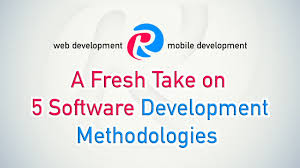 software development methodology what is the best software development methodology for your project