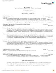 Mba Admission Resume Samples - Tier.brianhenry.co