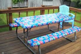 vinyl picnic table cloth fitted vinyl picnic table covers flannel backed tablecloths