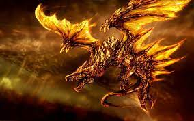 Fire Dragon Wallpapers 3d - Wallpaper Cave