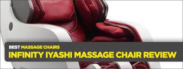 infinity iyashi. infinity iyashi massage chair review
