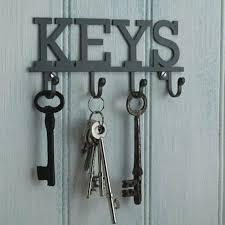 valitoo vintage key holder storage