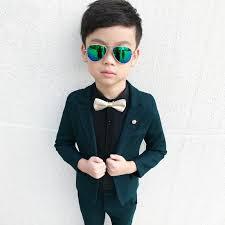 <b>2019 Kids boys suits</b> set formal kid boys wedding suit tuxedo for ...