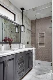 Brown Tiles Bathroom 9 Bold Bathroom Tile Designs Hgtvs Decorating Design Blog Hgtv