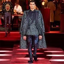 Dolce Gabbana Light Blue Women S Perfume Mens Fashion Week Fall 2019 Dolce Gabbana A E Magazine