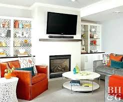 corner fireplace designs with tv above fireplace designs with above cordial fireplace mantel designs in brick
