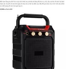 Loa Công Suất Lớn Loa K99 Hozito Cao Cấp Version 2020 Loa Hat Karaoke  Bluetooth Cam Tay - Top 10 loa karaoke hay nhất hiện nay