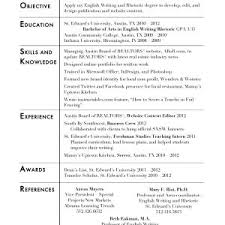 Objective For Social Work Resume Kitchen Work Resume Sample Fresh 100 Social Work Resume Objective 47