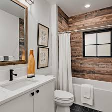 put vinyl tiles on bathroom walls