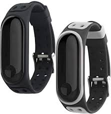 T-BLUER Xiaomi Mi Band 3 Bands, Silicone Colorful ... - Amazon.com