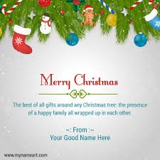 Merry Christmas Wishes Greeting Card For Family Wishes Greeting Card Extraordinary Quotes Xmas Wishes