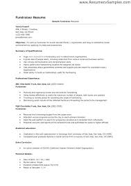 Fundraising Cover Letter Best Photos Of Sample Cover Letter