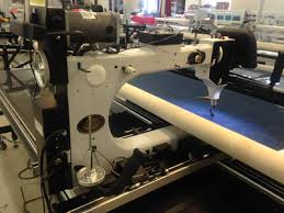 Used Longarm Quilting Machines - Accomplish Quilting & 2013 Gammill Vision 22-10 22