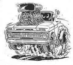 Small Picture 61 best Coloring Hot Rod images on Pinterest Hot rods Colouring