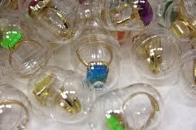 Vending Machine Engagement Ring Extraordinary Gumball Machine Diamond Rings Wedding Promise Diamond