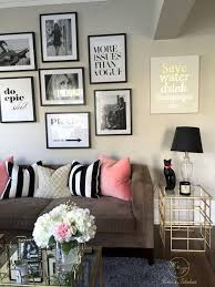 These Adorable Canvas Prints From HomeGoods Pair Perfectly With This  Gallery Wall. Thereu0027s So Many Cute Ones To Choose From Its Hard To Get Just  One!