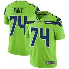 Sale Nfl Jersey Team Seahawks George Jersey Fant Official Authentic Seattle
