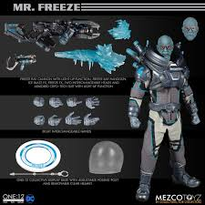 One:12 Collective Mr. Freeze - Deluxe Edition | Mezco Toyz