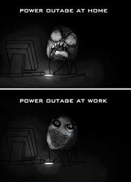 The different types of Power Outages | Collection of Awesome