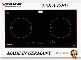 Bếp Từ Đôi Kính SCHOTT Made In GERMANY TAKA I2EU