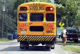 11-year-old Charleston County student hit by pickup truck near bus ...