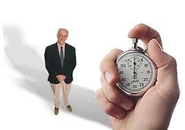 ادارة الوقت لأنه يحسب عليك