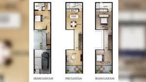 a south australian floor plan for micro housing