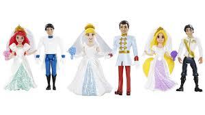 Disney Magiclip <b>Fairytale</b> Wedding Collection - <b>Набор</b> Игрушек ...