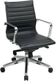 lt office star  modern mid back eco leather conference chair