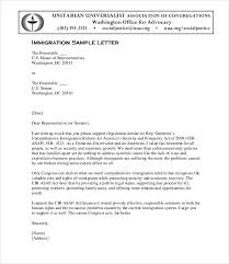 10+ Immigration Reference Letter Templates - Pdf, Doc | Free ...