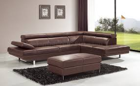 modern brown leather sofas. Perfect Brown With Modern Brown Leather Sofas D