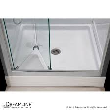 picture 4 of 10 7 dreamline erfly frameless bi fold shower door