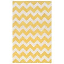 yellow chevron rug brilliant and white home design ideas pertaining to 3