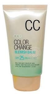 <b>CC крем Lotus Color</b> Change Blemish Balm SPF25 PA+++ 50мл