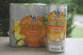 v15 v fusion energy drink afternoon pick me up v8 fusion energy drink nutrition