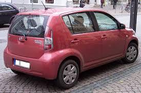 Daihatsu Sirion 2005 - Auto cars - Auto cars