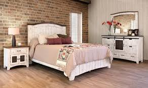 bedroom furniture stores chicago. Pueblo Style Furniture White Bedroom Collection Southern Creek Rustic Furnishings Stores In Chicago