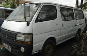 Two Toyota Hiace 3L for sale. Manual... - Thika Town Today | Facebook