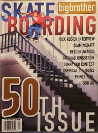 Click the cover of issue … Vintage 1999 Big Brother Skateboard Magazine Issue 45 Good For Sale Online Ebay