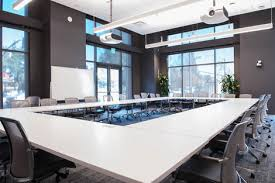 Office Conference Room Design Simple Improving Productivity With Smart Office Tech At VMware And Box ZDNet