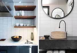 Vertical Tile Backsplash Fascinating Store Tour Floor Decor Kitchens Pinterest Tiles Bathroom