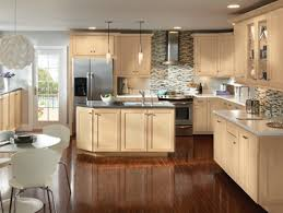 Light Maple Kitchen Cabinets Fancy Design 22 HBE Kitchen