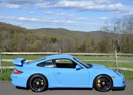 The 2009 gt3 was the base model for a few versions of the gt3 (rs, rsr, r, or cup) and it might be considered the most civilized. 2011 Porsche 911 997 2 Gt3 In Pts Mexico Blue Hunting Ridge Motors