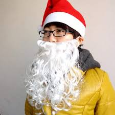 Online Shop Whism Easter Deluxe White Fancy Beard Santa Claus