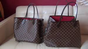 Louis Vuitton Neverfull Size Chart Louis Vuitton Neverfull Gm And Mm Review And Comparison